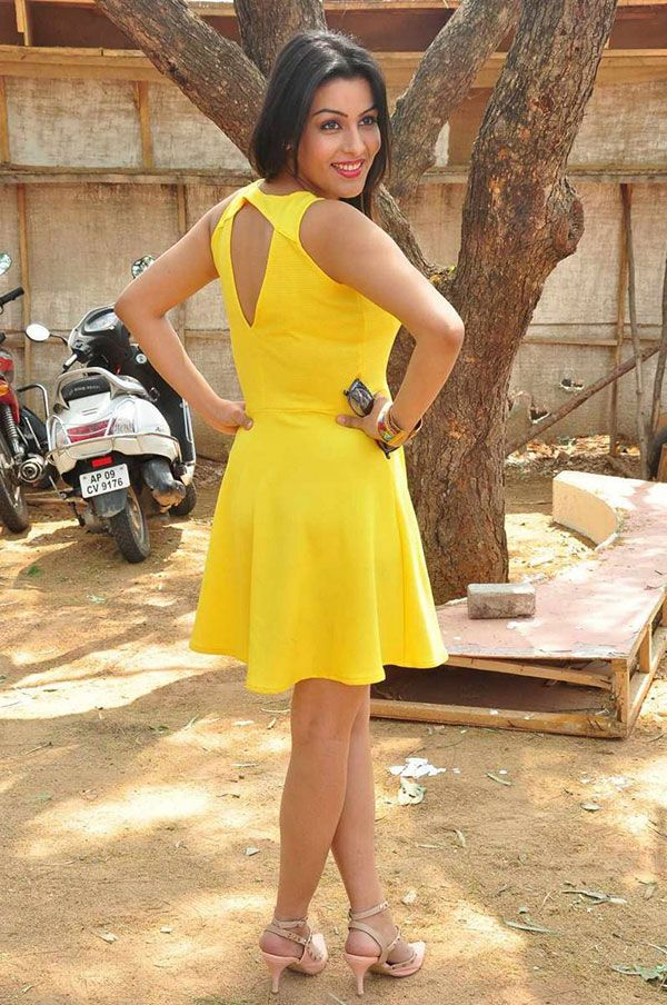 Girl in yellow dress movie