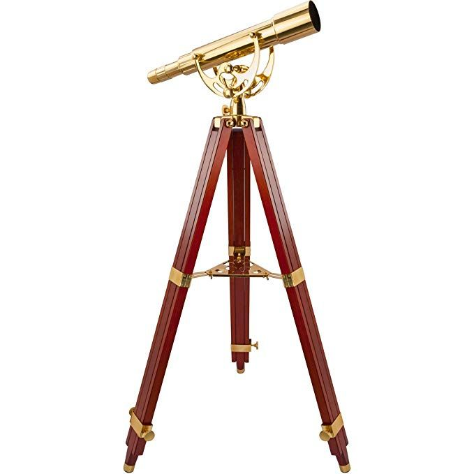 Barska 15-45x50 Spyscope, Anchormaster w/Mahogany Floor Tripod - Skygaze Optics