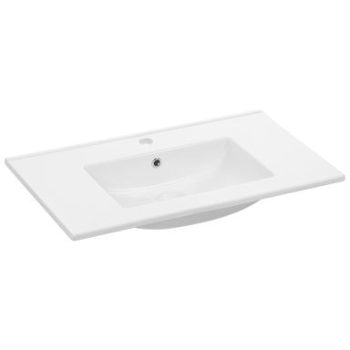 Umywalka 80 Sensea Dado Umywalki W Atrakcyjnej Cenie W Sklepach Leroy Merlin Sensea Sink Home Decor