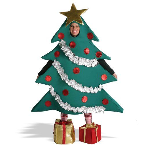 Rasta Imposta Christmas Tree Costume Green One Size Amazon Best Buy Christmascostumes Christmas Tree Costume Tree Halloween Costume Tree Costume