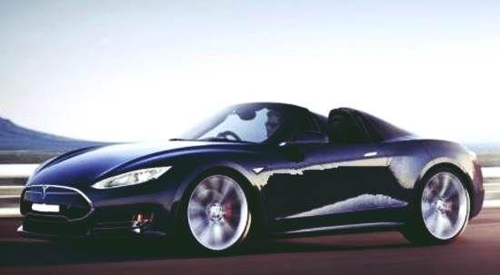 2020 Tesla Roadster Sport