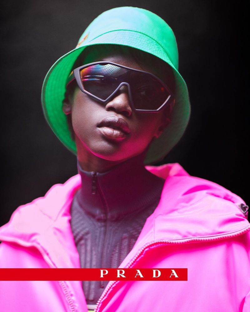 ca6f977b881 Prada Brings Back the 90 s with Linea Rossa Campaign