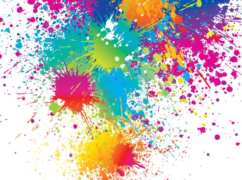 Neon Paint Splatter #0: 1499f3f5d02e7d0f c95fcc86ff