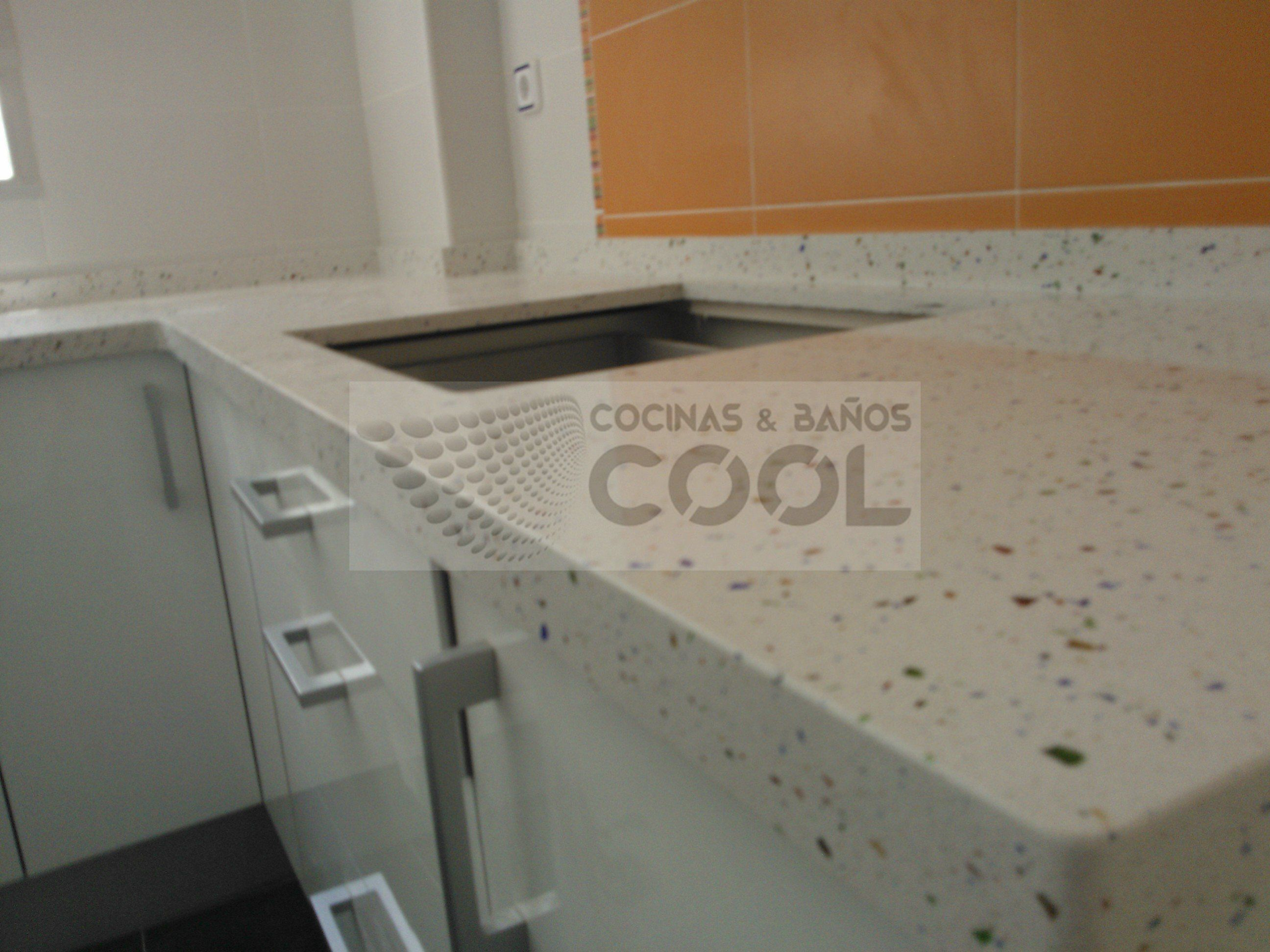 Encimera Compac Quartz Venecia Kitchen Bungalow
