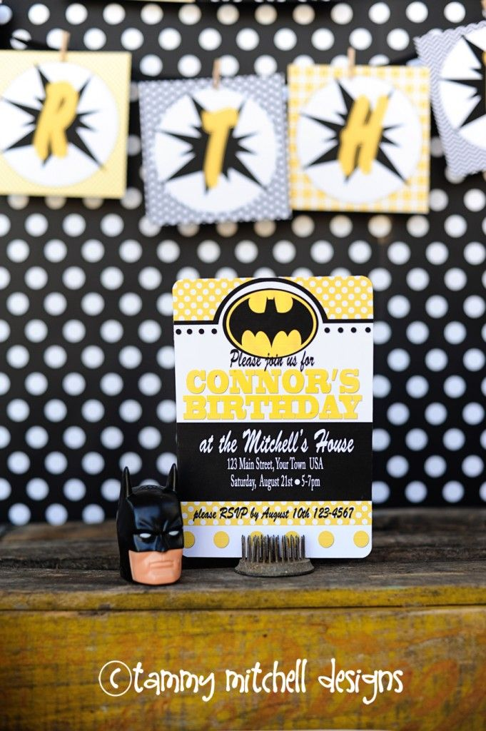 web 116 batman kids party ideas, batman party cupcakes, batman ...