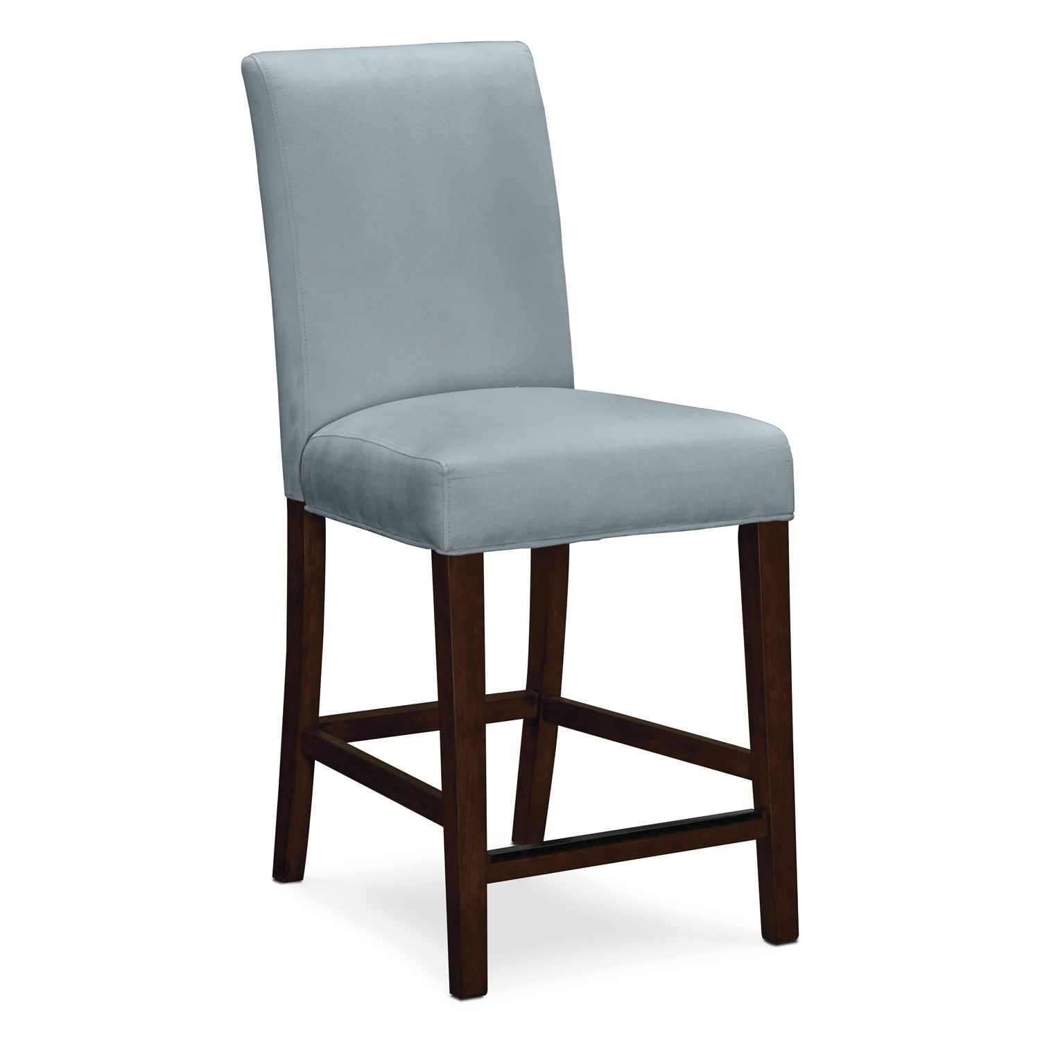 Dining Room Furniture Alcove Counter Height Stool Aqua