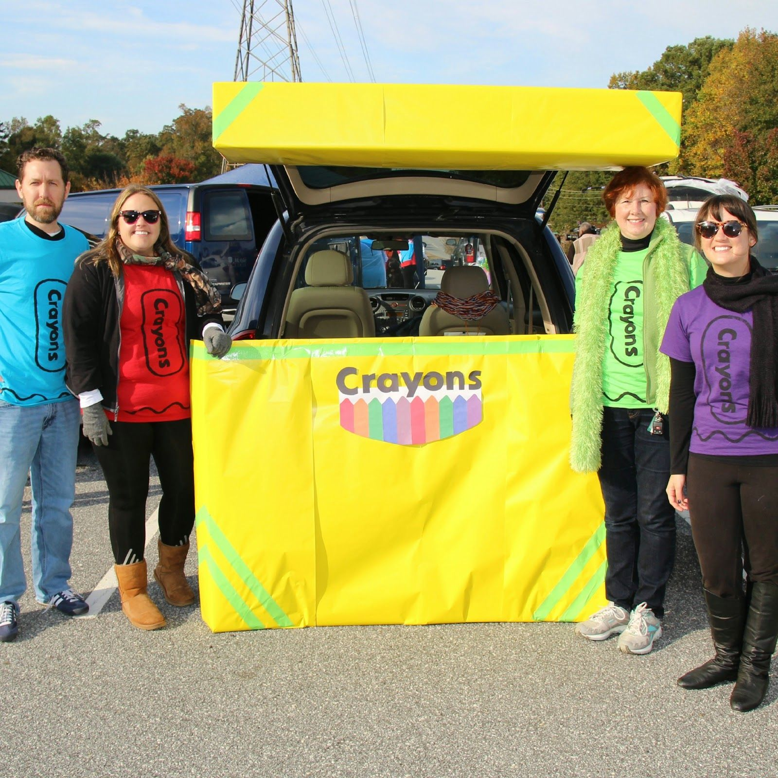 Another Year, Another Trunk or Treat!