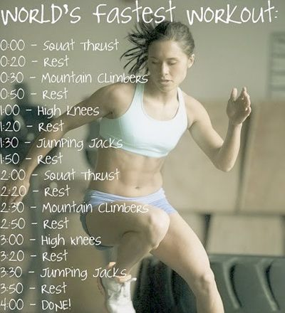 7 Must-Follow Fitness Boards on Pinterest  Get fired up to get fit with these inspiring images! from Shape.Com