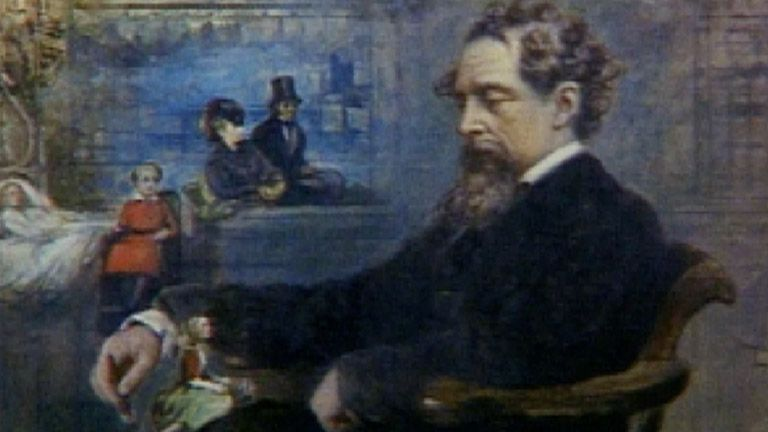 The full biography of #CharlesDickens, the most popular #novelist of the Victorian Era ...