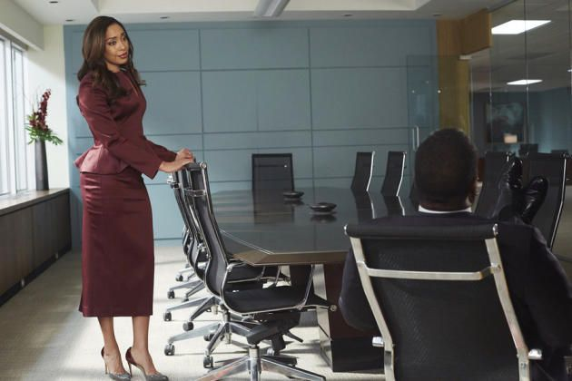 Jessica & Zane - Suits Season 5 Episode 3