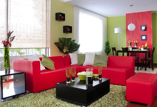12 ideas para la decoracion de salas para m s for Ideas decoracion salas pequenas