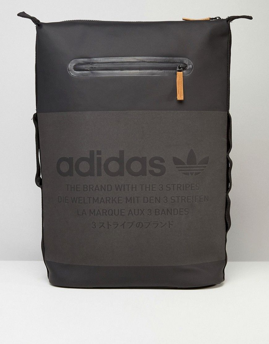 9fdb73494f ADIDAS ORIGINALS NMD BACKPACK IN BLACK BK6737 - BLACK.  adidasoriginals   bags  backpacks