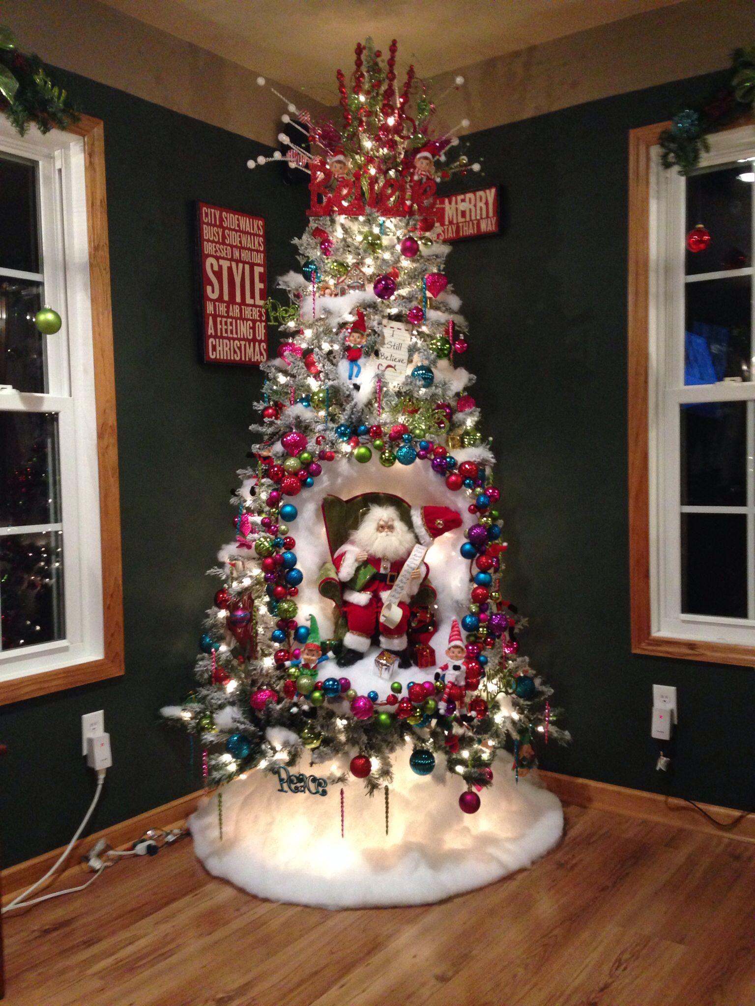 2013 tree done by Sonya Ball Ketchersid Diy christmas