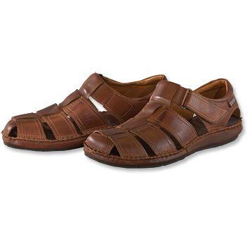 aac1cbba84b11a Pikolinos Closed-Toe Sandals