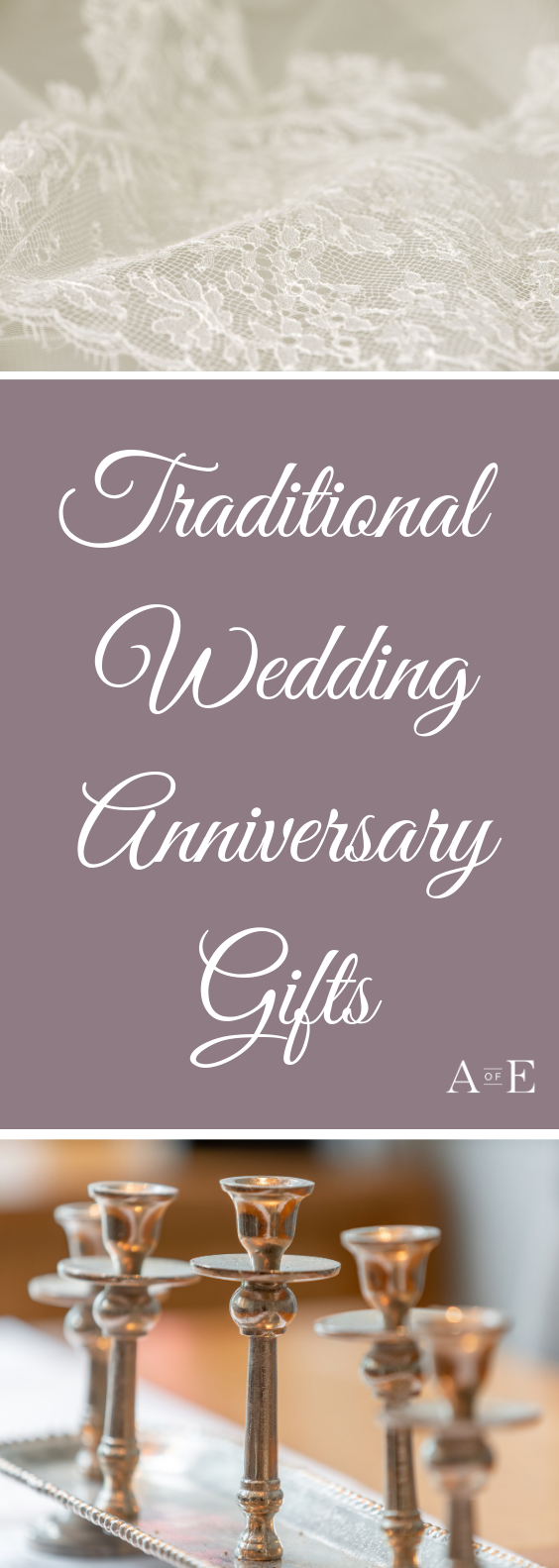 Traditional paper gift for your first wedding anniversary