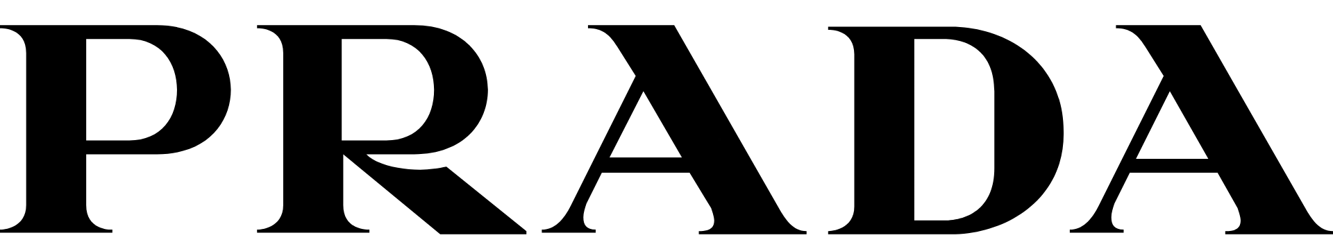 Prada Logo Logos Logotype Vehicle Logos