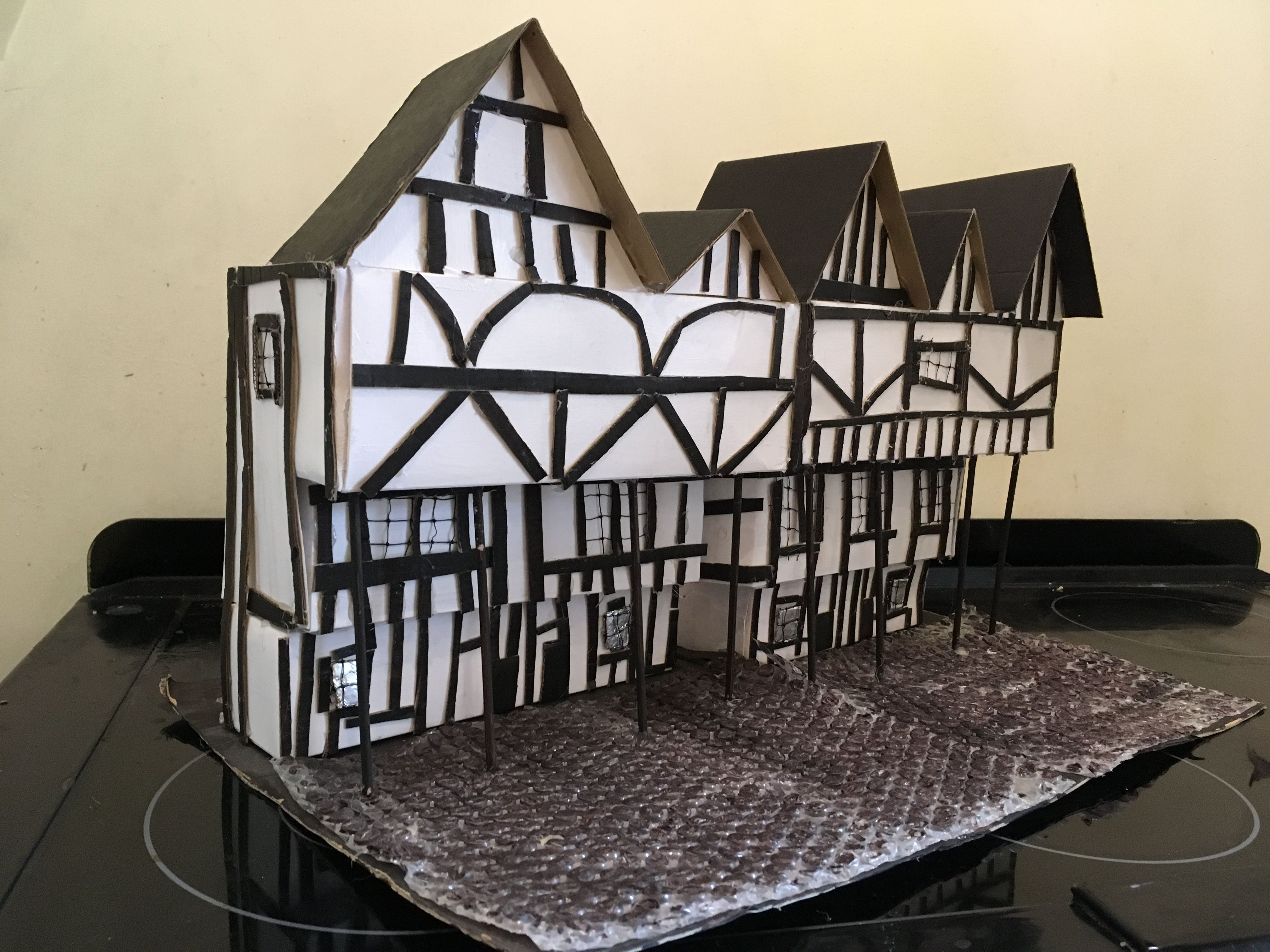 Tudor House Ks2 Project