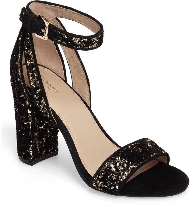 Bridal Shoes At Nordstrom: Botkier Gianna Ankle Strap Sandal (Women