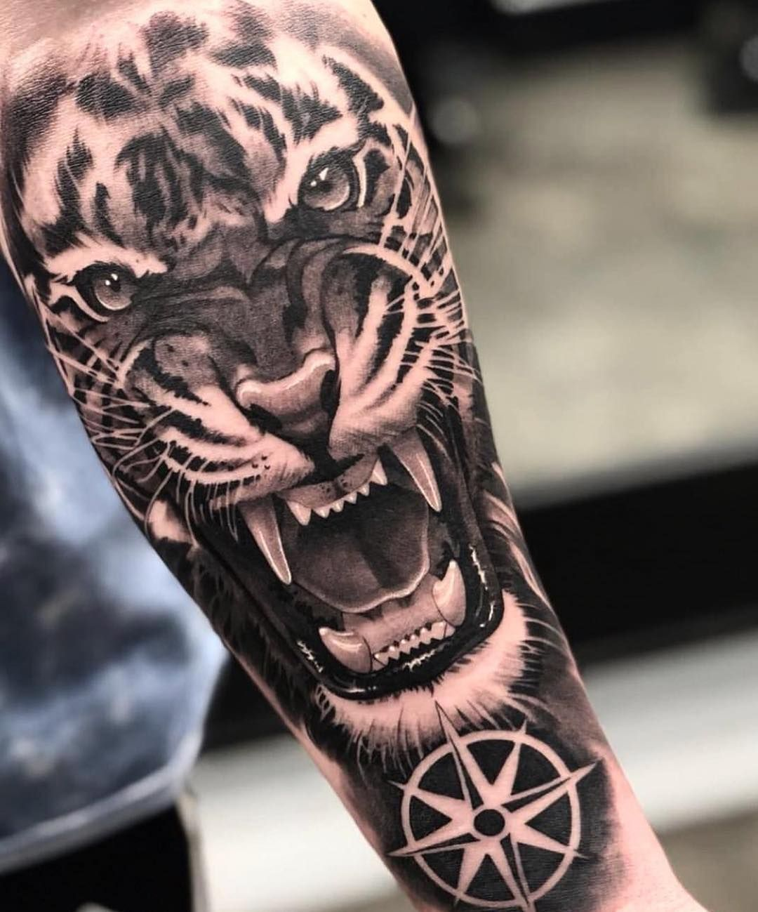 Unterarm tattoo mann 35+ Idea