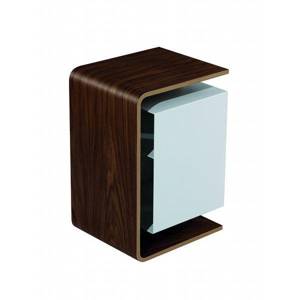 Table de chevet design et pivotante Caru | Tables, chevet | Table de ...