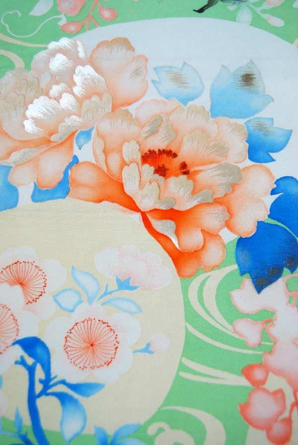 kimono sarasa