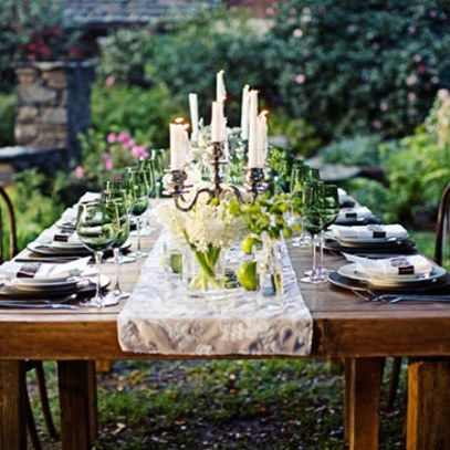 Dinner-party-table-setting & 25 Dinner Party Dou0027s and Donu0027ts for a Host or Hostess | Dinner party ...