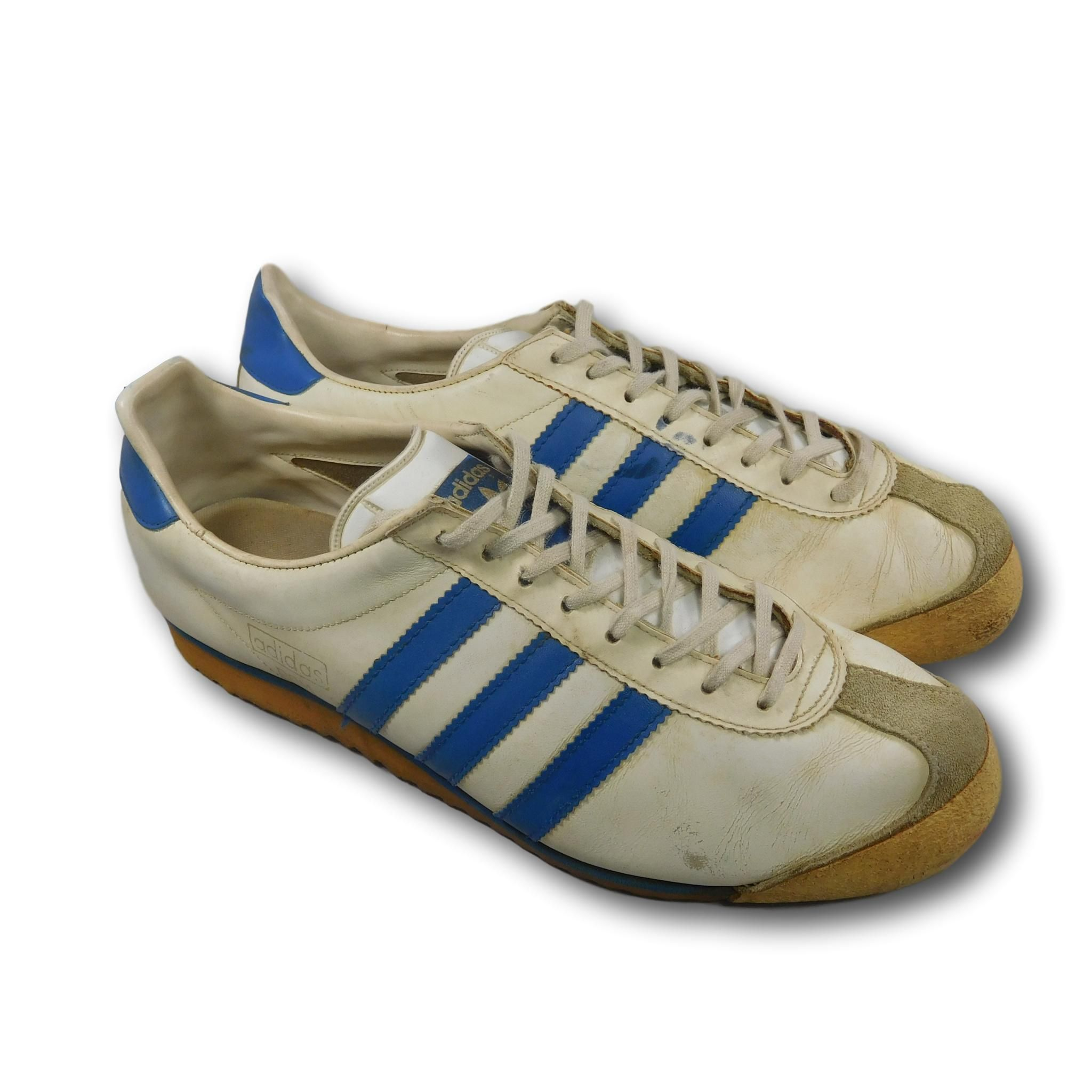 Adidas Rom 2000. Made in Yugoslavia. Release: 1985