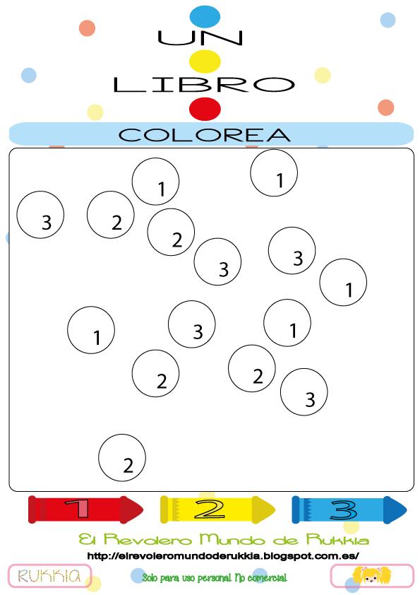 Ficha para colorear de un libro | patrones | Pinterest | Libros ...