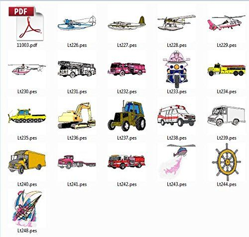 Amazon.com: 150, 000 Embroidery Machine Patterns Designs Collection