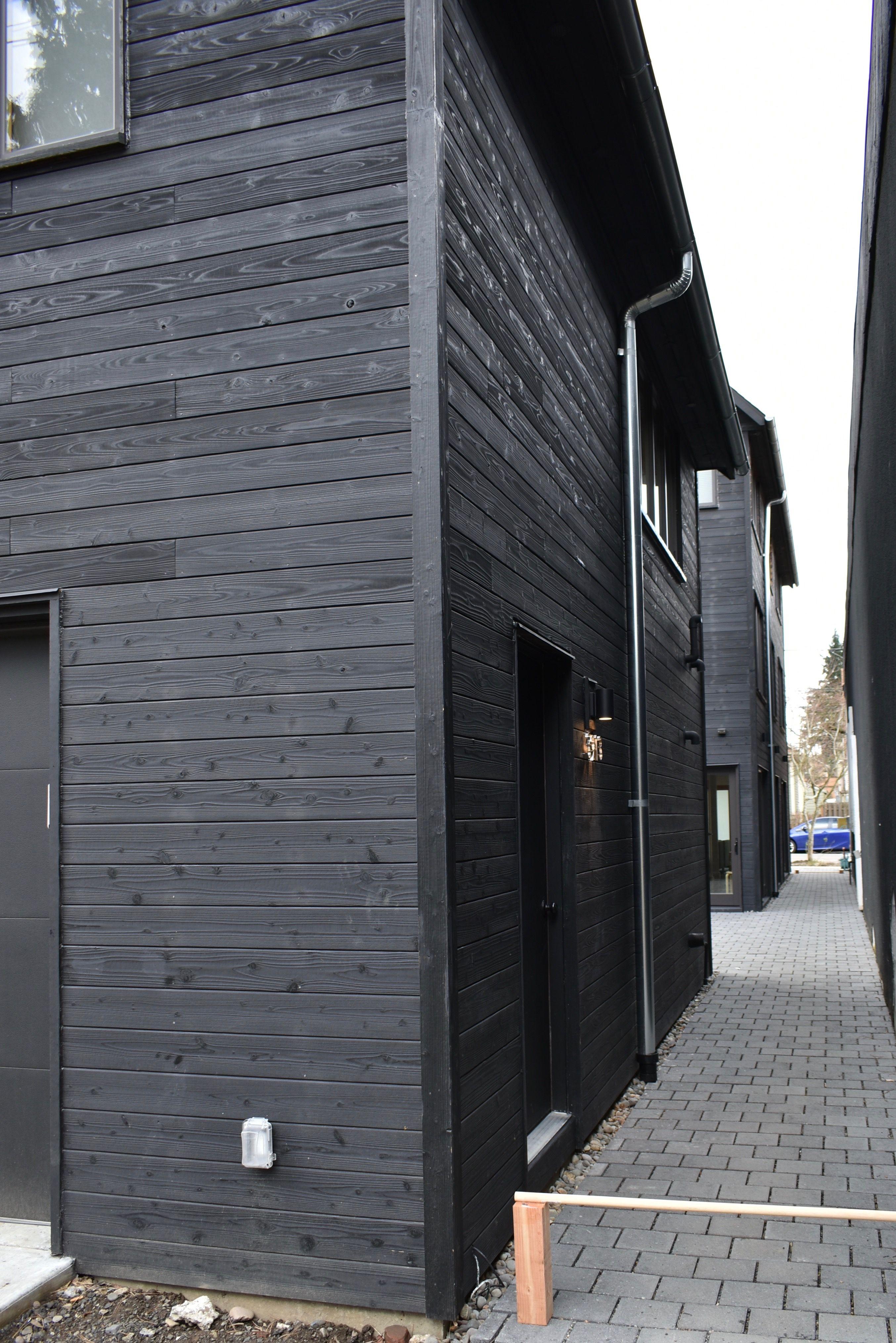 Slender House Nakamoto Forestry Wood Siding Exterior Exterior House Siding Wood Siding