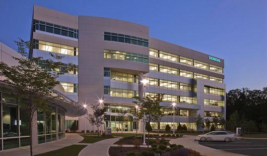 Siemens Cary North Carolina Architect Architecture Places