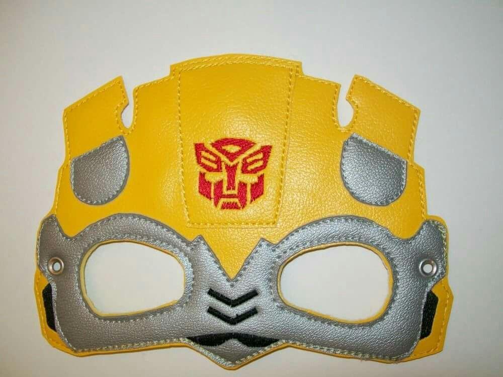 Imagenes Mascaras De Transformer: Transformers Bumblebee Mask