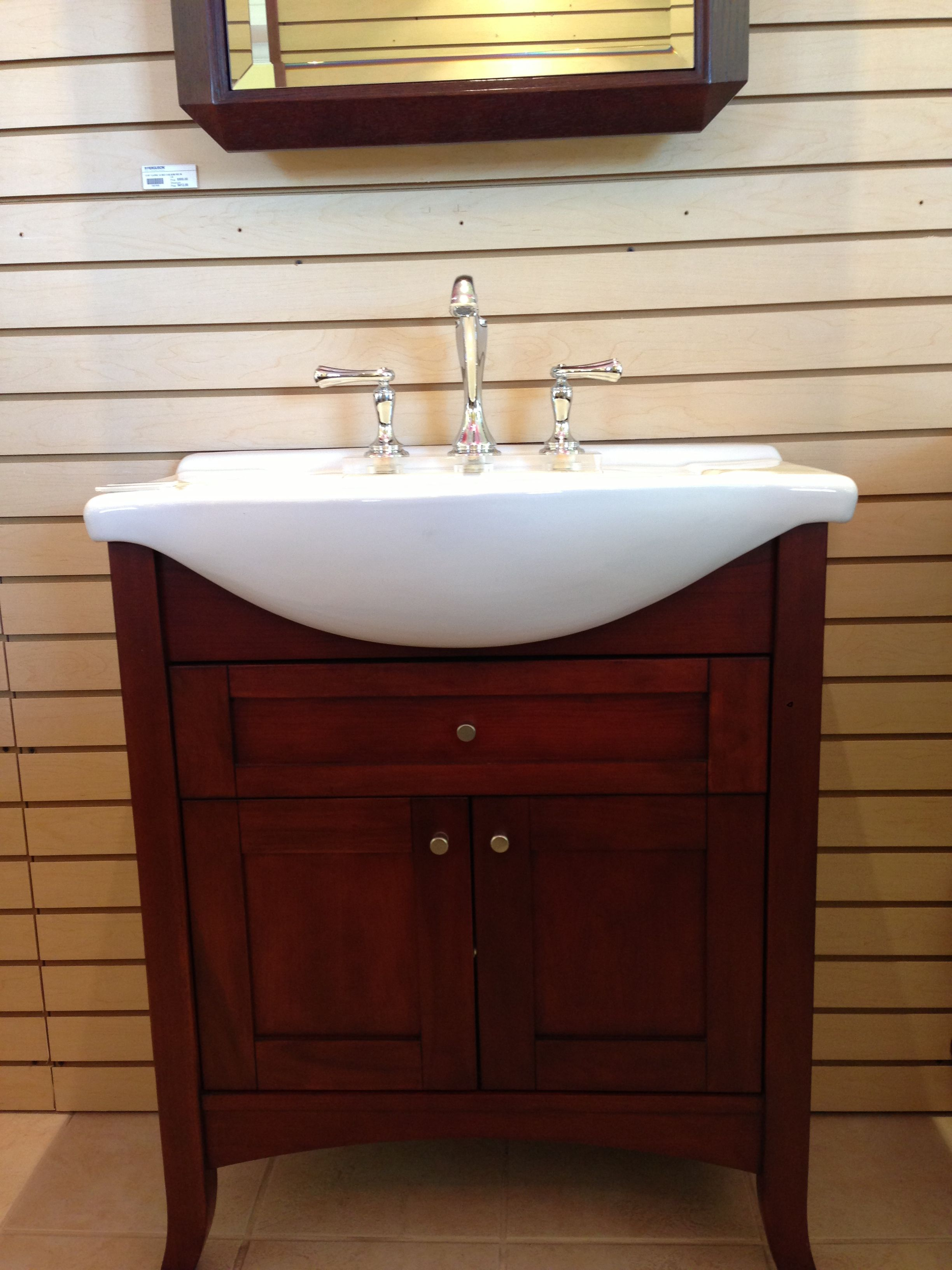 Ferguson Bathroom Vanities Narrow Vanity 825 Ferguson 30