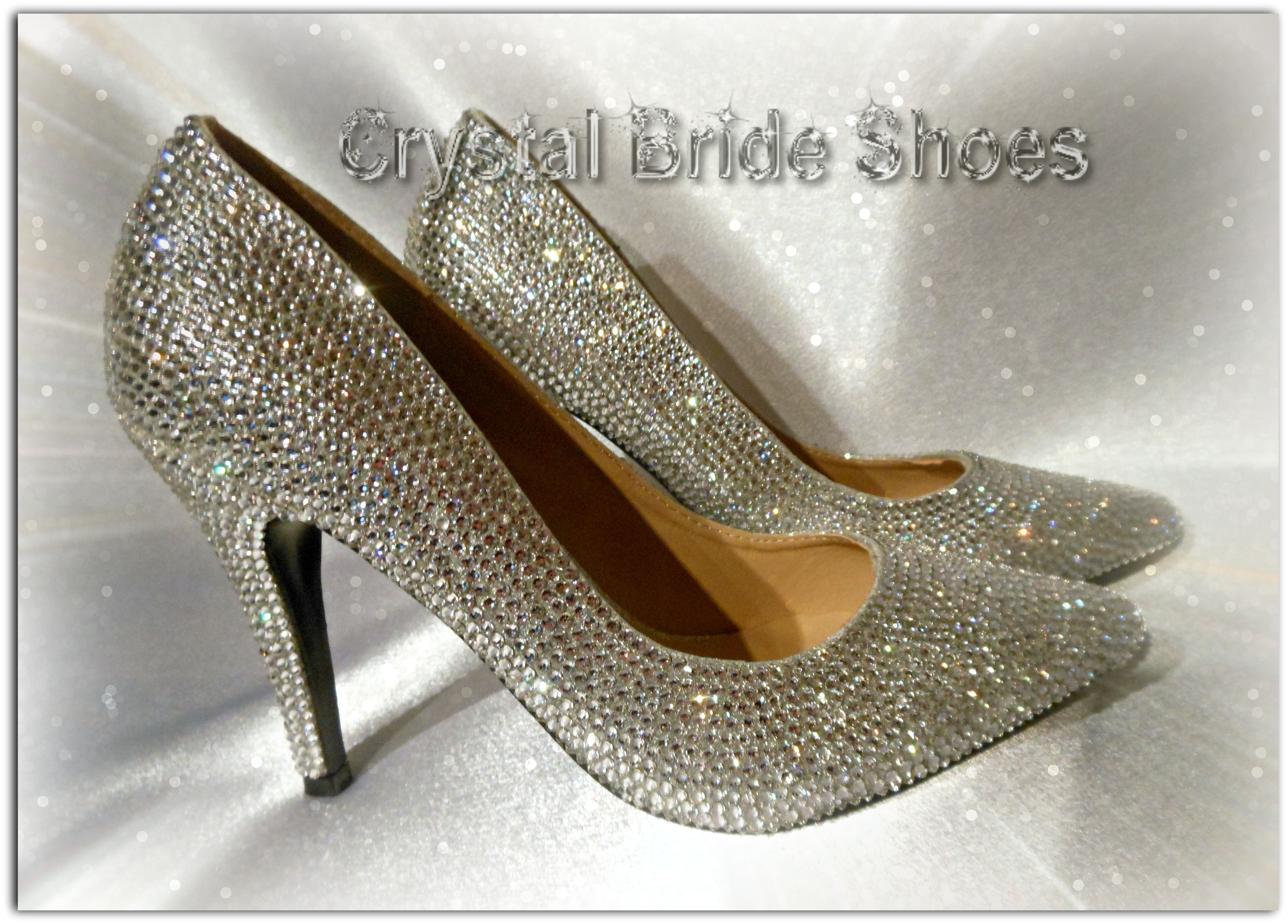 d58d3a04a7be Customer order of silver heels