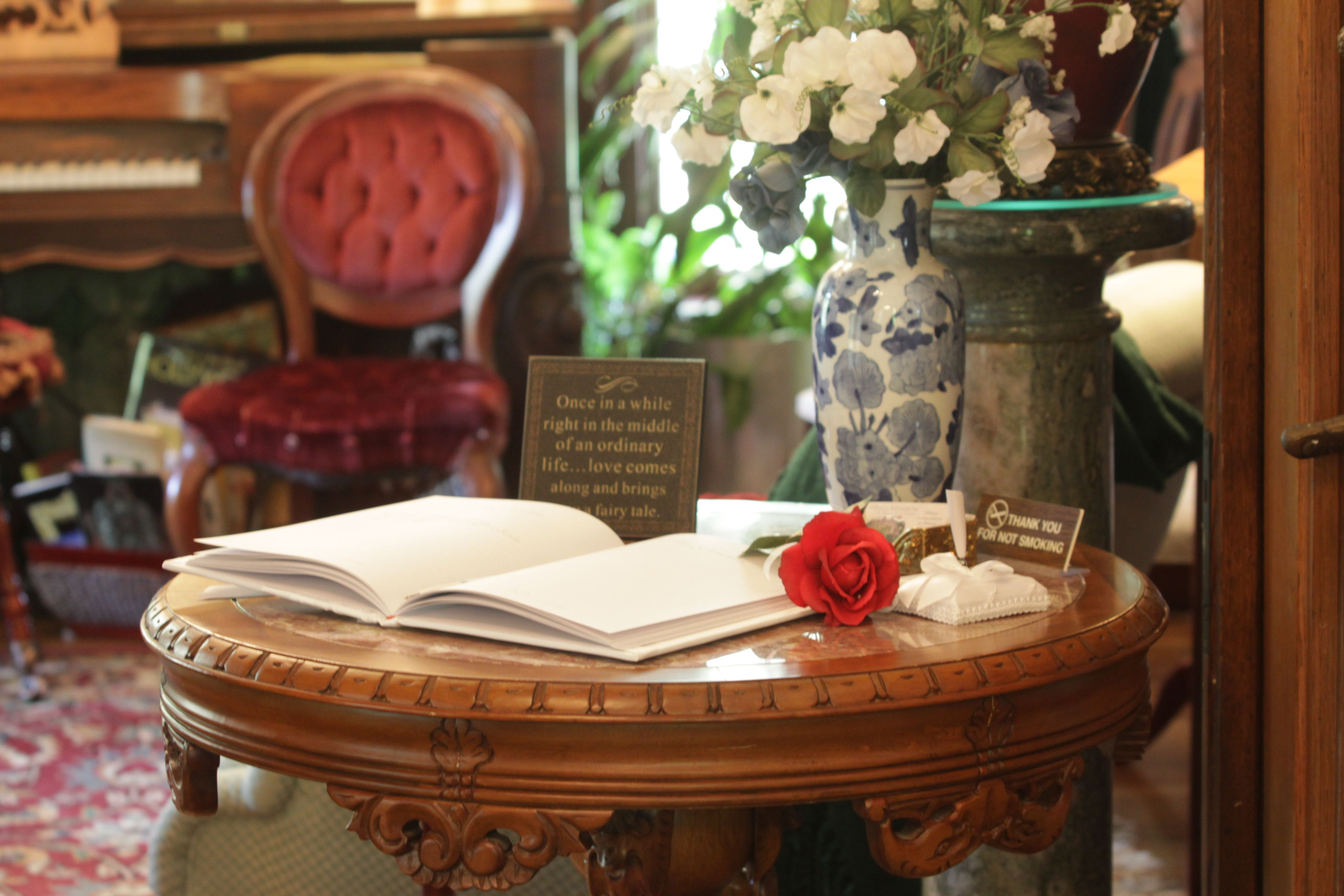 Whether you've got no guests or 100, The Beall Mansion has ...
