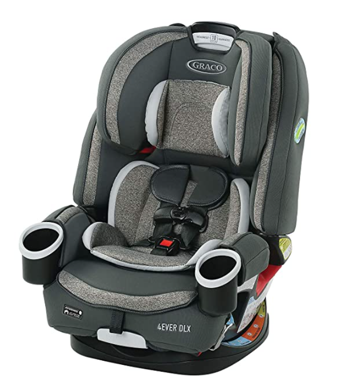 Graco 4ever Dlx 4 In 1 Car Seat Infant To Toddler Car Seat With 10 Years Of Use Bryant Baby Car Seats Car Seats Best Convertible Car Seat