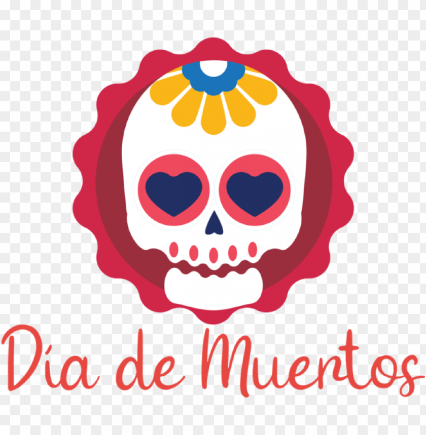 Day Of Dead Drawing Logo Cartoon For Dia De Muertos For Day Of Dead Png Image With Transparent Background Png Free Png Images In 2021 Drawings Dia De Muertos Free Png