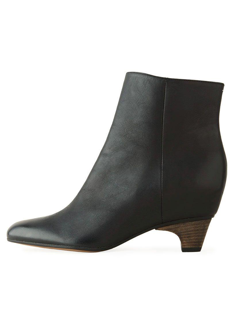 Maison Martin Margiela Line 22 Kitten Heel Boot Kitten Heel Boots Boots Heeled Boots