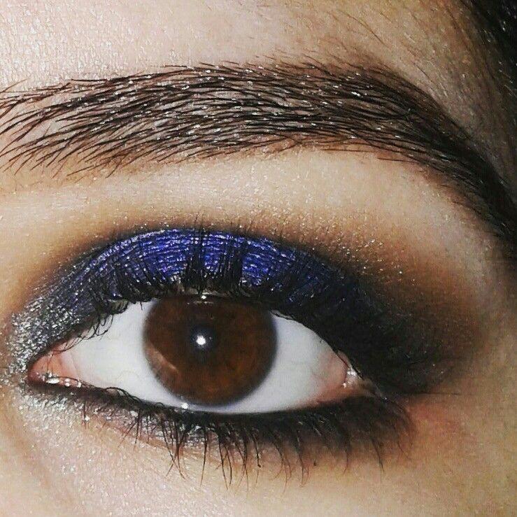 Intento de smokey eye 😕