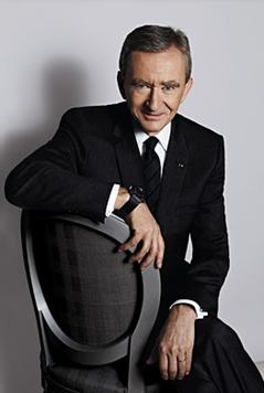 Bernard Arnault | Noteworthy & Inspirational Individuals and