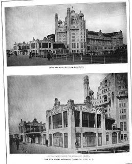 The Marlborough-Blenheim Hotel in Atlantic City, NJ