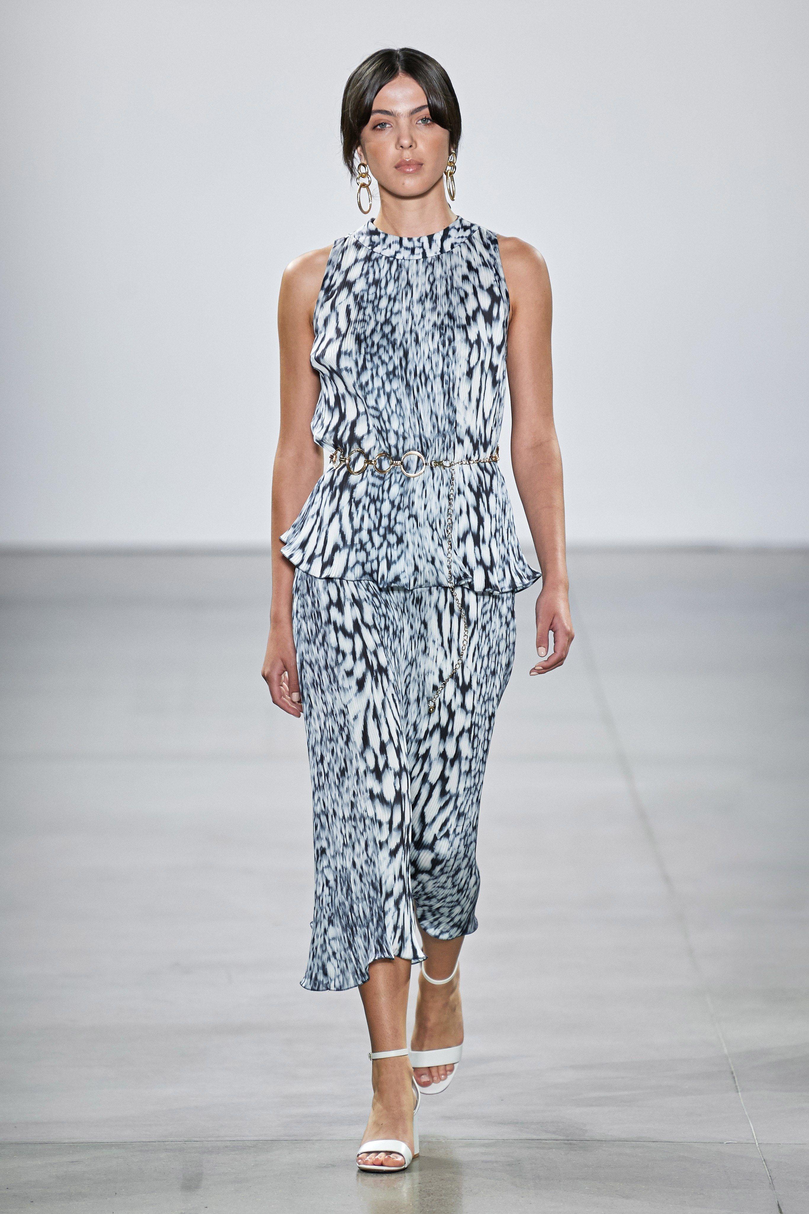 Elie Tahari Spring 2020 Ready To Wear Fashion Show Fashion Spring Collection Fashion Ready To Wear