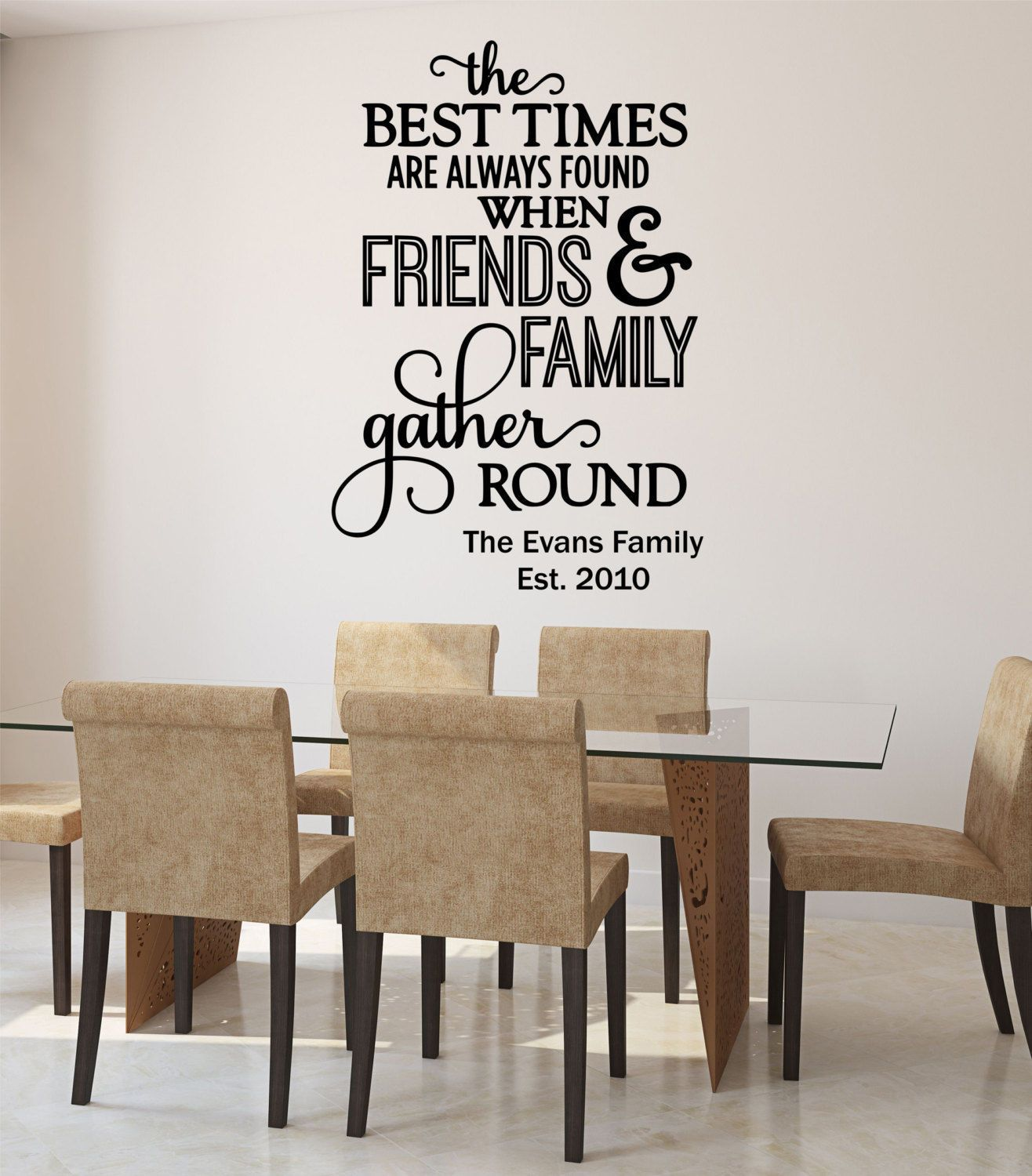 Wall Decal The Best Of Times
