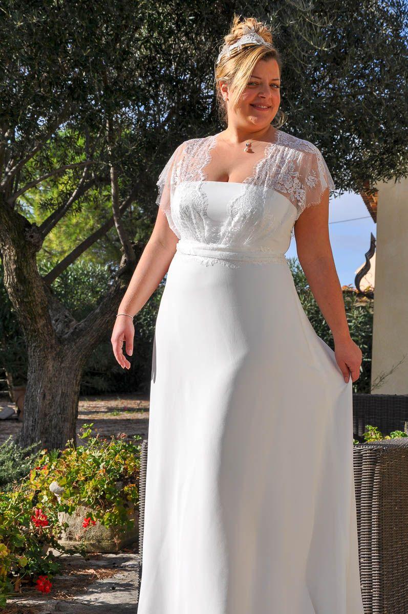 Robe pour mariage theme boheme chic