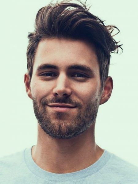 Liked this haircut? Check out other 9 popular hairstyles for men ...