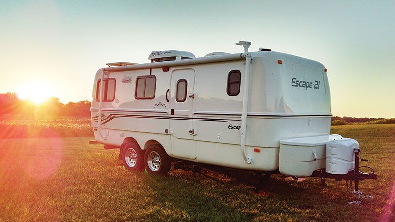 escape 19 travel trailer for sale - Google Search | RVs-Fiberglass