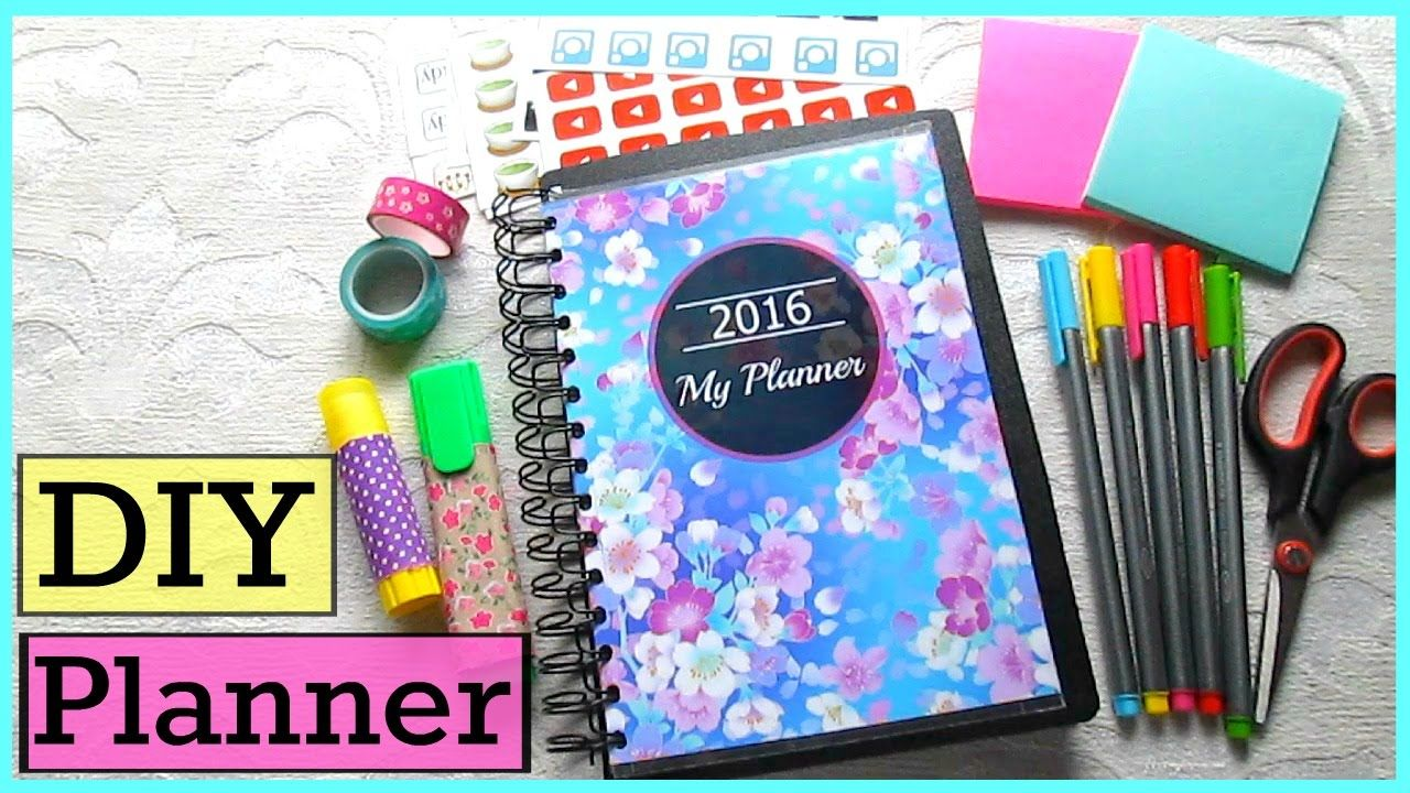 Diy Planner Cover Divider Stickers And Organizing Ayushi Singh Planner Cover Planner Diy Planner
