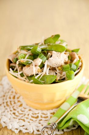 Paula Deen Asian Chicken Salad
