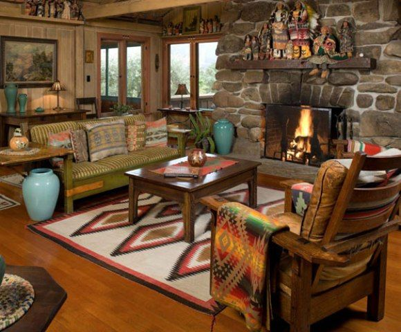 southwestern decorating colors - Google Search | My new home ideas ...