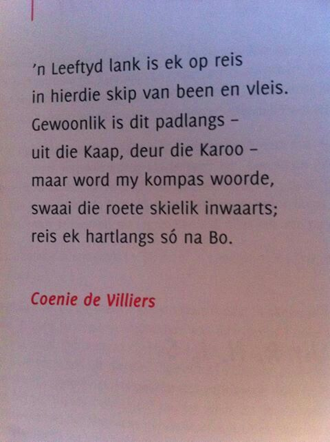 Net In Afrikaans Afrikaanse Quotes Words Writing Lyrics